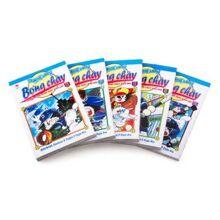 Đôrêmon bóng chày (Tập 6 - 10) - Fujiko F. Fujio & Mugiwara Shintaro