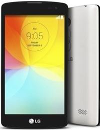 Điện thoại LG L Fino D295 (L70 Plus) - 4GB, 2 sim