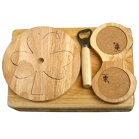 Bộ sản phẩm nhà bếp gỗ Đức Thành 00391