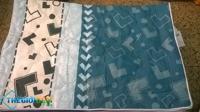 Vỏ gối đầu Sông Hồng vải cotton C14C16 - 45 x 65 cm