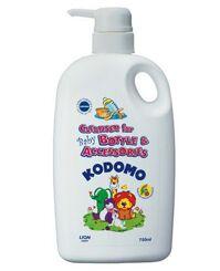 Nước rửa bình sữa Kodomo - Dạng bình 750ml