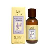 Tinh dầu mát-xa hoa oải hương Mt. Retour Lavender Massage Oil 100ml