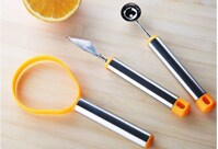 Bộ 3 dụng cụ cắt gọt trái cây