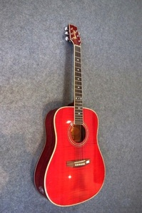 Đàn Guitar Acoustic Barclay MD-380 TR
