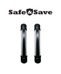 Đầu photo beam nhôm loại 4 tia Safe&Save SS430-BD
