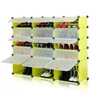 Tủ giày dép đa năng 15 ngăn Tupper Cabinet TC-15Y-W
