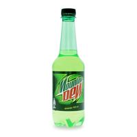 Nước giải khát có gas Mountain Dew chai 500ml