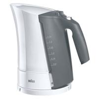 Ấm đun nước siêu tốc Braun WK 300 ONYX (WK300 WH/ WK300RD) - 1.7 lít, 2200W