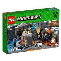 Lego Minecraft 21124 - Cổng Thông Tin Khổng Lồ