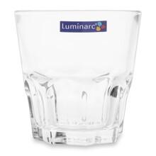 Bộ 6 ly thủy tinh thấp Luminarc Granity D0784 - 200 ml