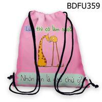 Túi rút Lùn thì có làm sao - BDFU359