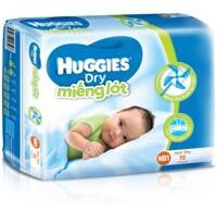 Miếng lót Huggies Newborn 1 72 miếng (trẻ từ 0 - 5kg)