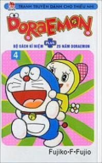 Doraemon Kỉ Niệm - Tập 4