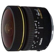 Ống kính Sigma 8mm F3.5 EX DG CIRCULAR FISHEYE