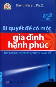 Bí quyết để có một gia đình hạnh phúc - David Niven, Ph.D. ...