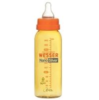 Bình sữa Nano Silver Wesser 250ml