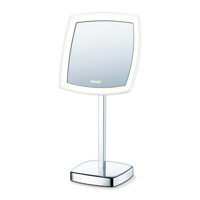 Gương trang điểm đèn Led Beurer BS99