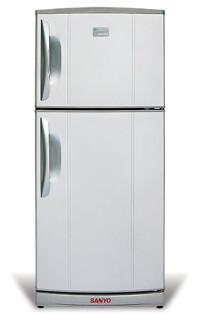 Tủ lạnh Sanyo SR-F42M - 280 lít, 2 cửa