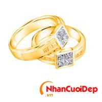 Nhẫn cưới đẹp NC 899