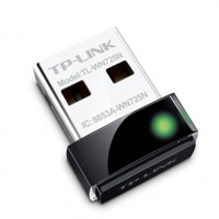 Card mạng USB TP-Link TL-WN725N 150Mbps Wireless N Nano
