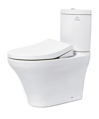 Bồn cầu nắp rửa Eco washer TOTO CS818DE4