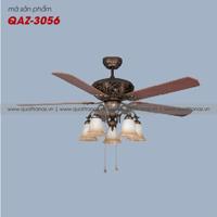 Quạt trần đèn trang trí cao cấp Mountain Air QAZ-3056