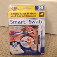 Máy lấy ráy tai Smart Swab