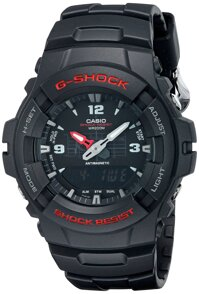 Đồng hồ nam Casio G-Shock G100-1BV