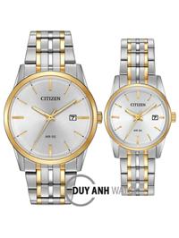 Đồng hồ đôi Citizen BI5004-51A và EU6004-56A