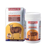 Viên uống nhau thai cừu Úc - Lanopearl PuraRose Placen Q 60 viên