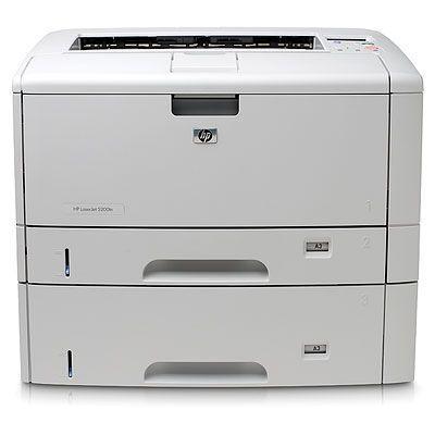 Máy in laser đen trắng HP 5200N - A3, in mạng, 64MB