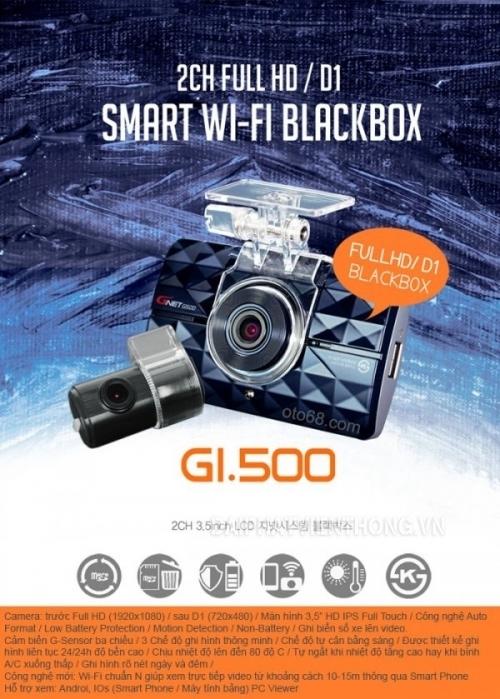 Camera hành trình Gnet Gl 500