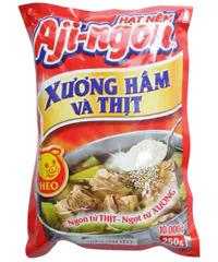 Hạt nêm Aji ngon thịt heo 900g