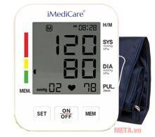 Máy đo huyết áp iMediCare iBPM-6S