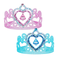 Vương miện trái tim đôi Pink Poppy PH-026