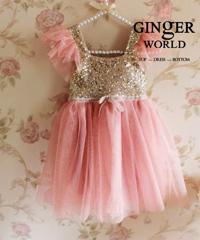 Đầm công chúa MERCY PD327