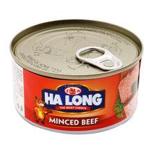 Thịt bò xay Halong Canfoco hộp 170g