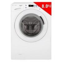 Máy giặt Candy GSV-138DH3-S - Cửa Trước, 8kg