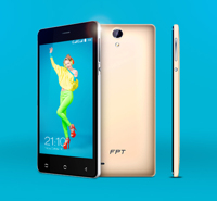 "Điện thoại FPT X501 - 2 sim, 5"" FWVGA, Android 5.1"