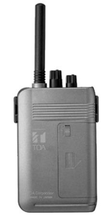 Khối thu không dây TOA WT 2100