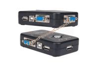 Linh kiện server hộp KVM 2 port (USB)