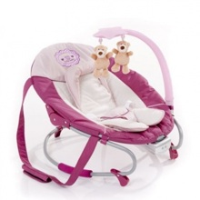 Ghế ăn cho bé Leisure Cute Baby ES-634103