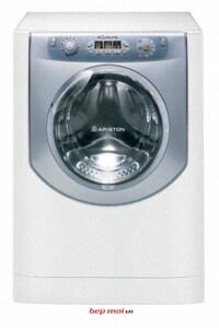 Máy giặt sấy Ariston AQM9F09U (AQM9F 09 U) - Lồng ngang, 9 Kg