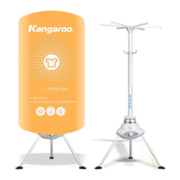 Máy sấy quần áo Kangaroo KG308 (S) - 10Kg