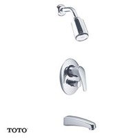 Bộ sen tắm nóng lạnh âm tường ARANDA TOTO TS581A/TS602#CR cao cấp