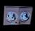 Đèn sưởi nhà tắm Saiko BH550H (BH-550H) - 2 bóng