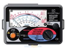 Đồng hồ đo điện trở Kyoritsu 3132A