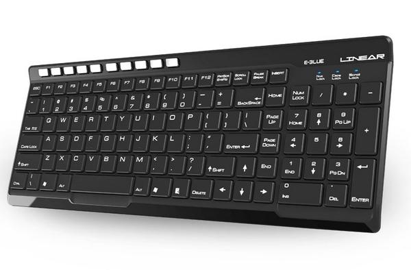 Bàn phím E-Blue Linear Desktop EKM082 (EKM 082)