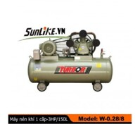 Máy nén khí Turbo V-0,28/8 - 3HP