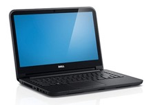 Laptop Dell Inspiron 14 N4050 (U560504) Black - Intel Core i3-2310M 2.1GHz, 2GB RAM, 320GB HDD, AMD Radeon HD 6470M, 14 inch